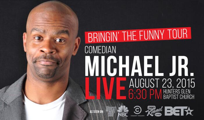Michael Jr Live