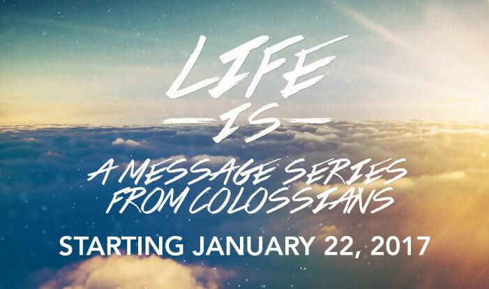 Life Is Sermon Series