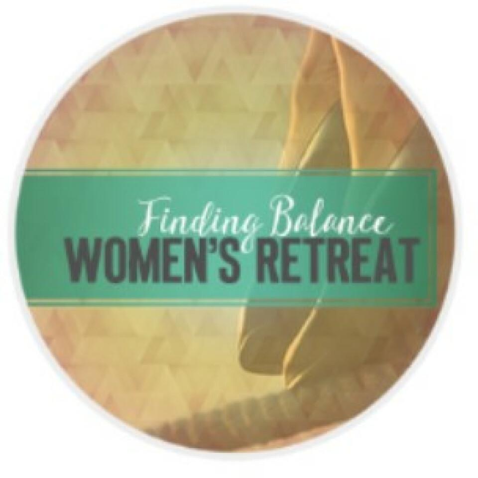 Finding Balance - Women