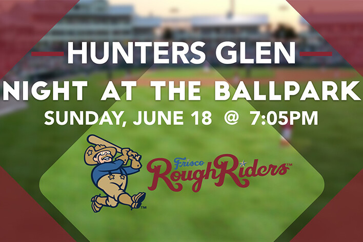 Hunters Glen Night at the Ballpark