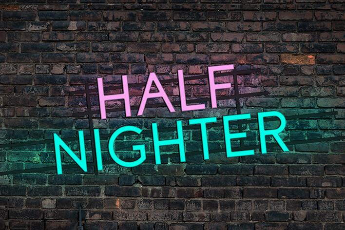 HGSM Half Nighter