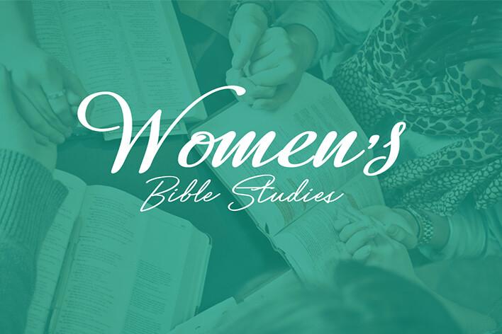 Women's Bible Studies Registration