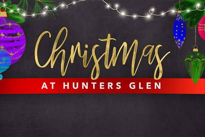 Christmas at Hunters Glen 2017