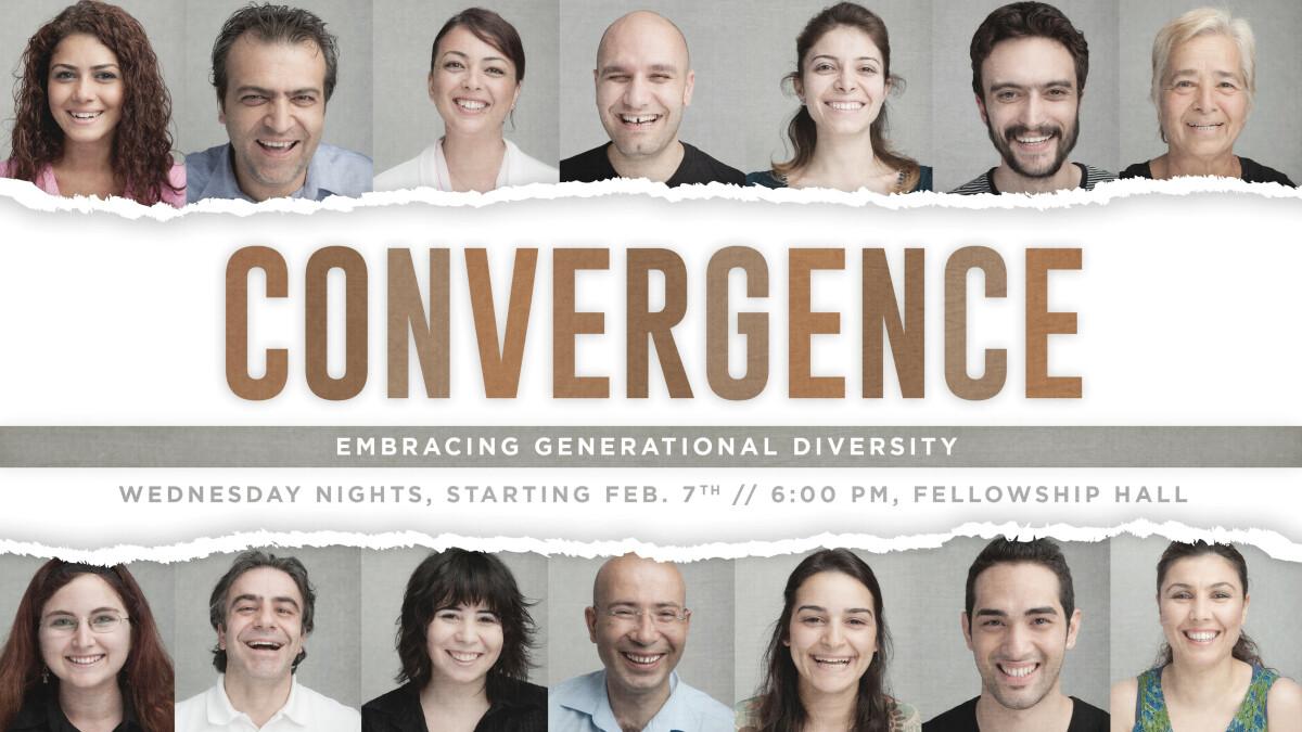 Convergence Bible Study