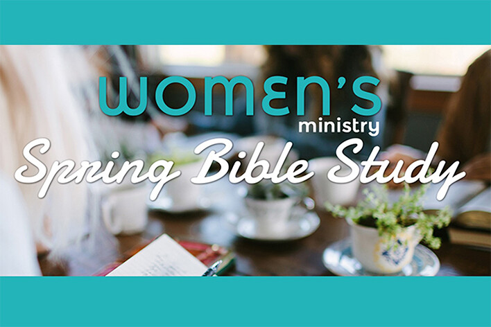 Women's Spring Bible Studies Registration