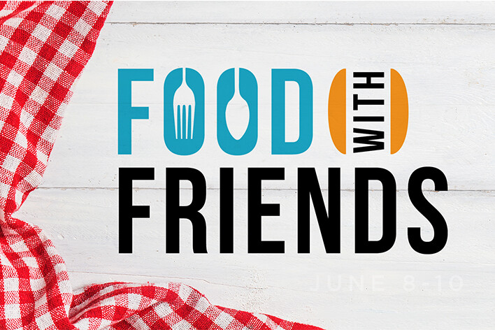 Food with Friends Sign Up