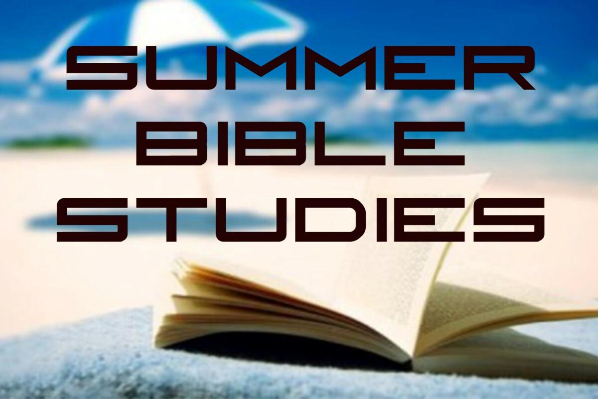 Summer Bible Study Registration