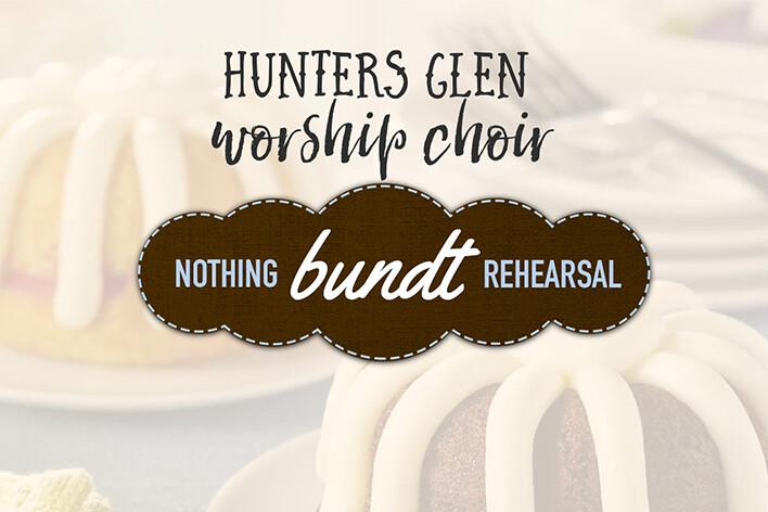 HG Worship Choir Rehearsals Kickoff