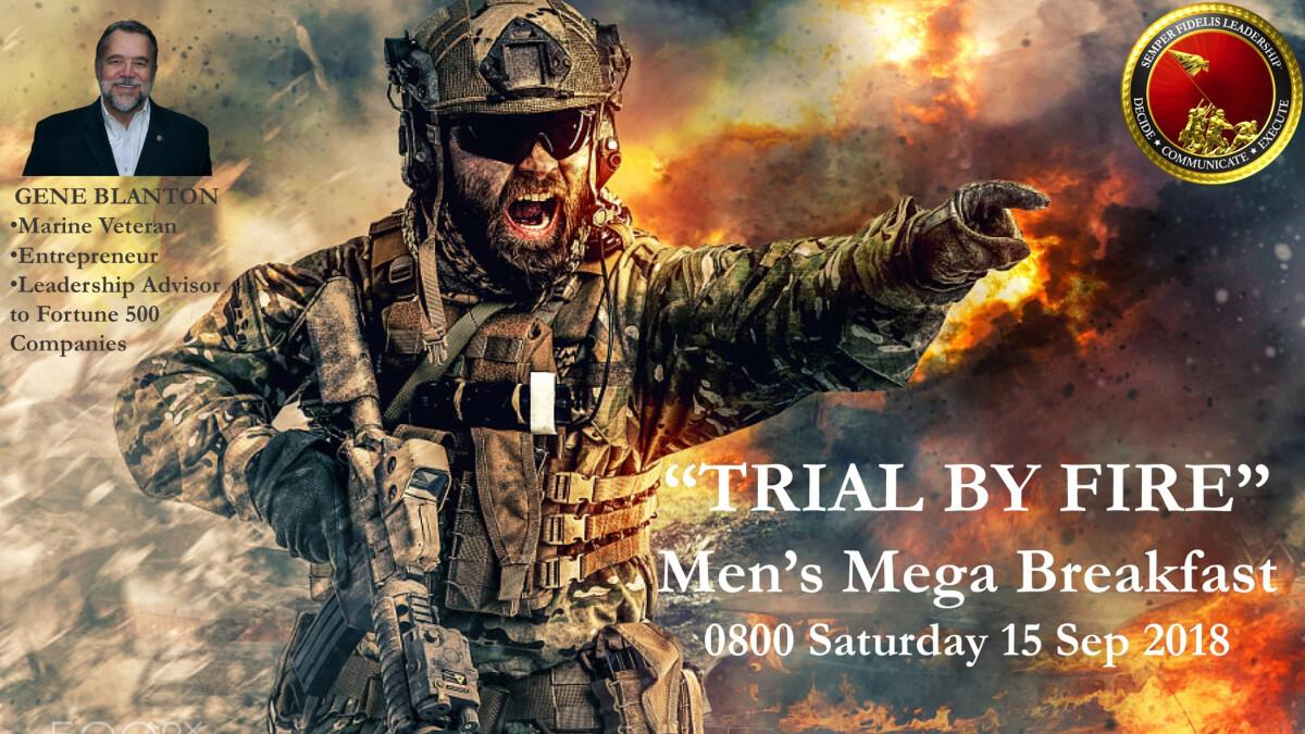 Men's Ministry Kickoff