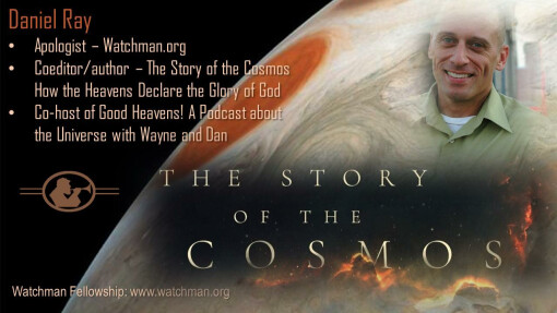 The Story of the Cosmos